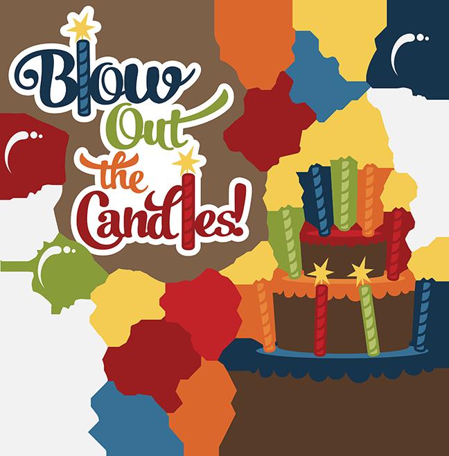 Happy Birthday 18th Clip Art