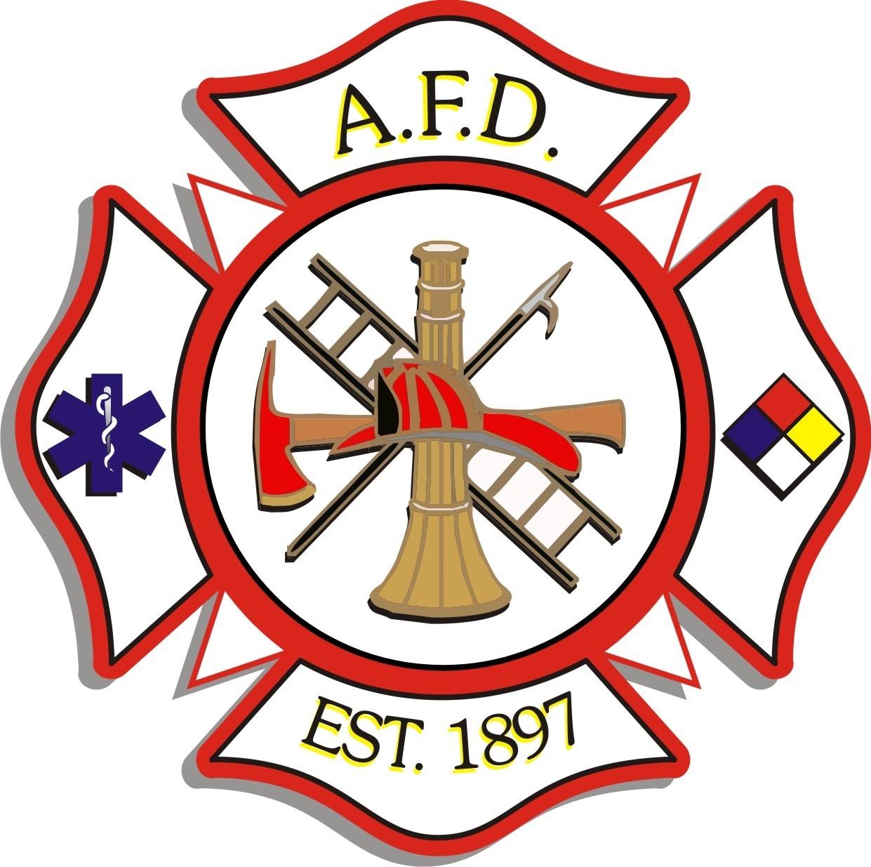 Fire Department Maltese Cross - ClipArt Best