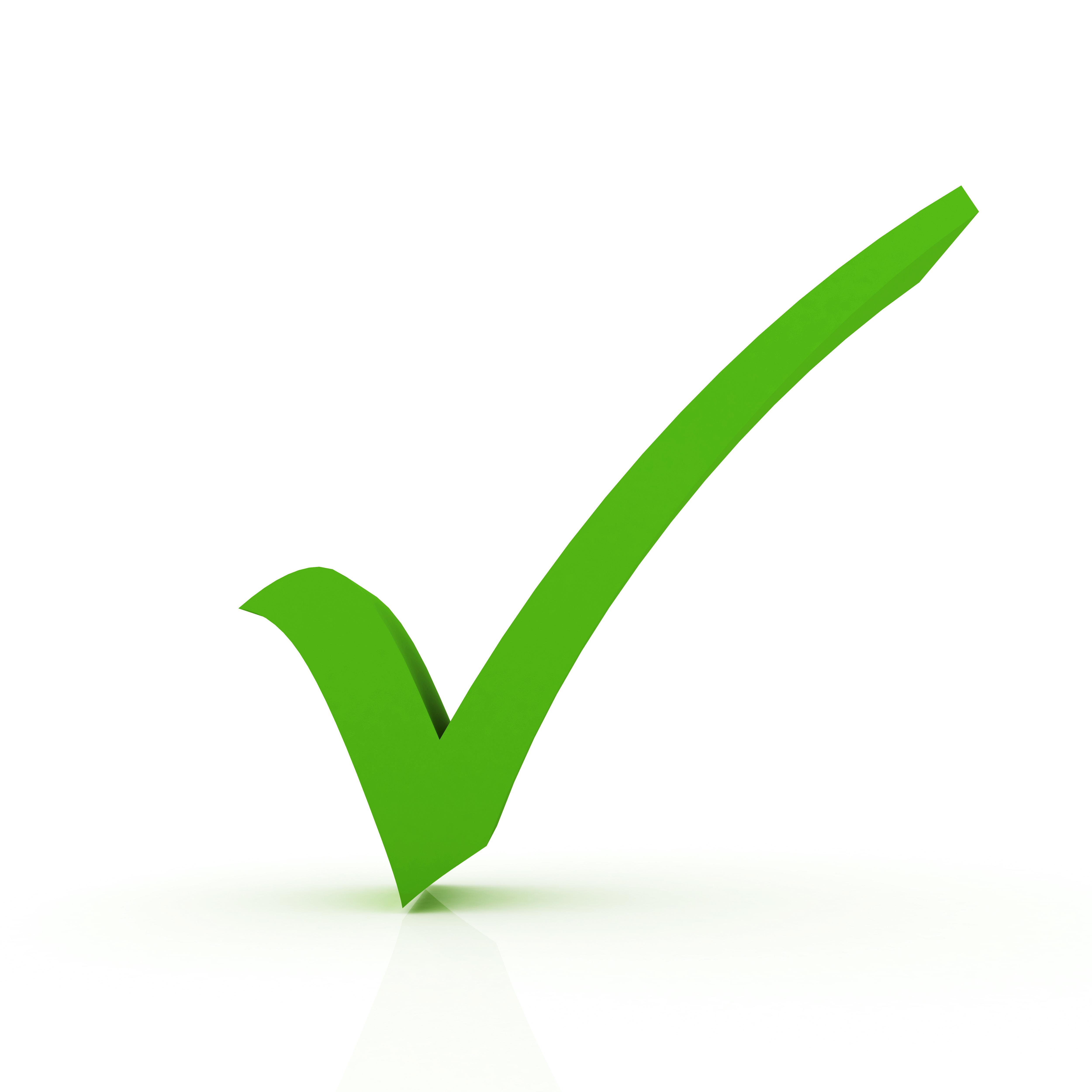 Green Check Mark Clip Art - ClipArt Best - ClipArt Best