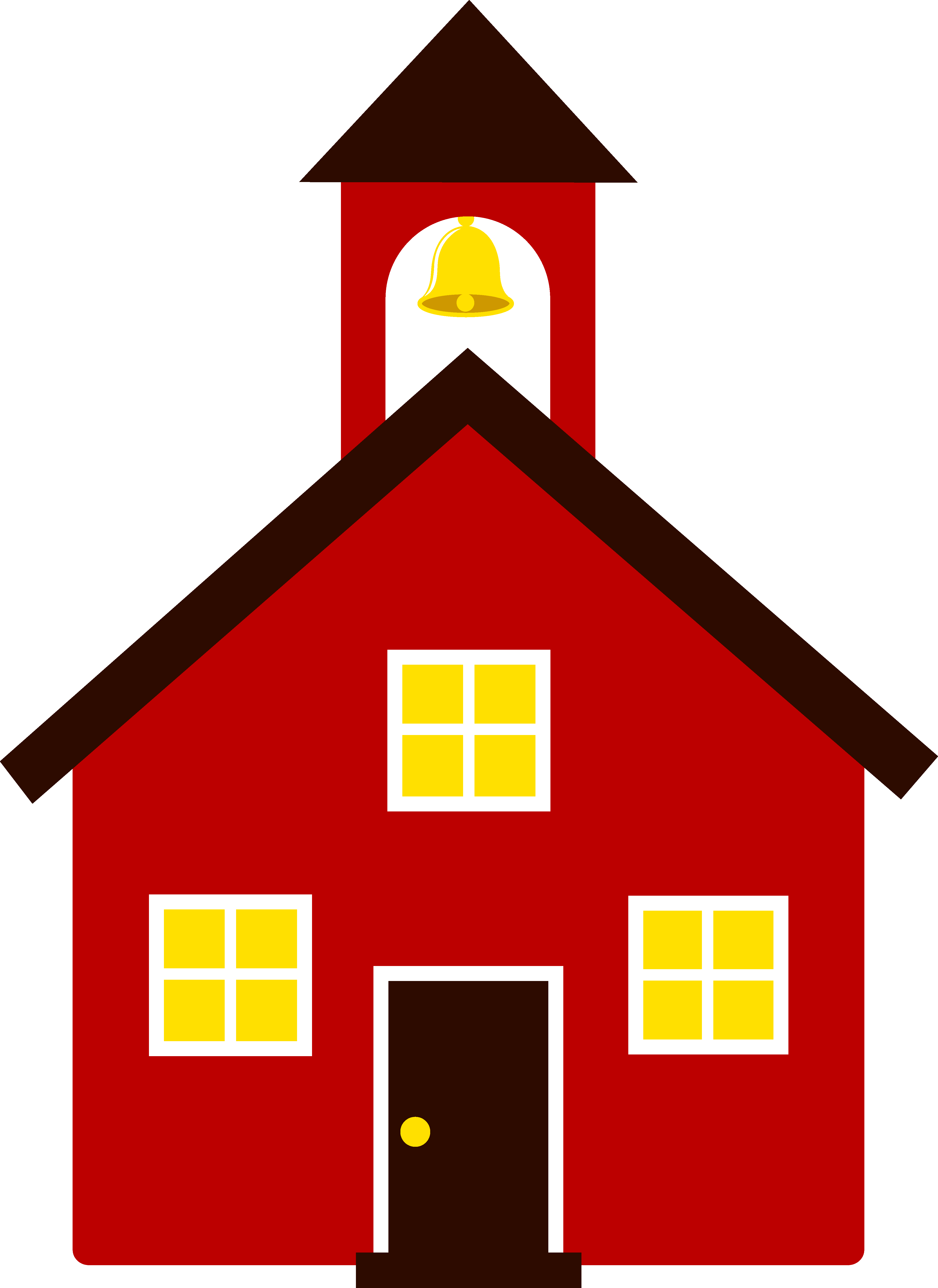 School house clipart best for Best old school house