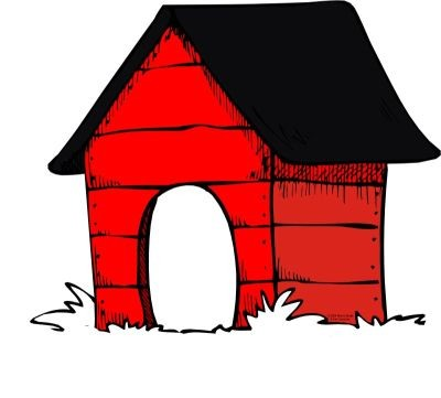 red dog house clipart hvgj clipart best clipart best