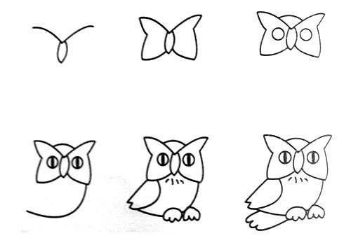 How To Draw Animals Step By Step - ClipArt Best