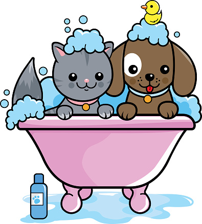 Dog Grooming Clipart Clipart Best
