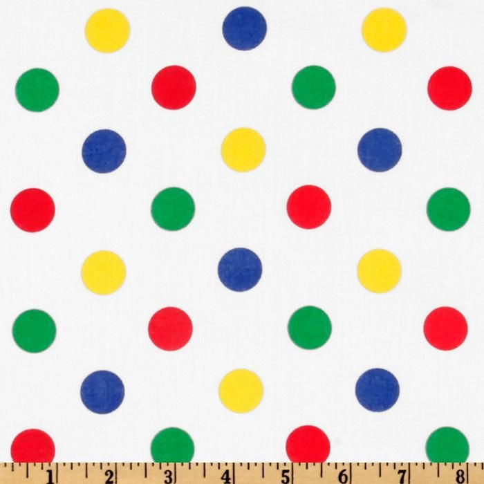 rainbow polka dot clipart best