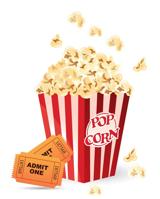 Movie Ticket Picture - ClipArt Best