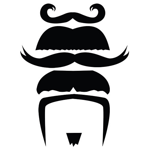 mustache print out template - search results for beard cut out template calendar 2015