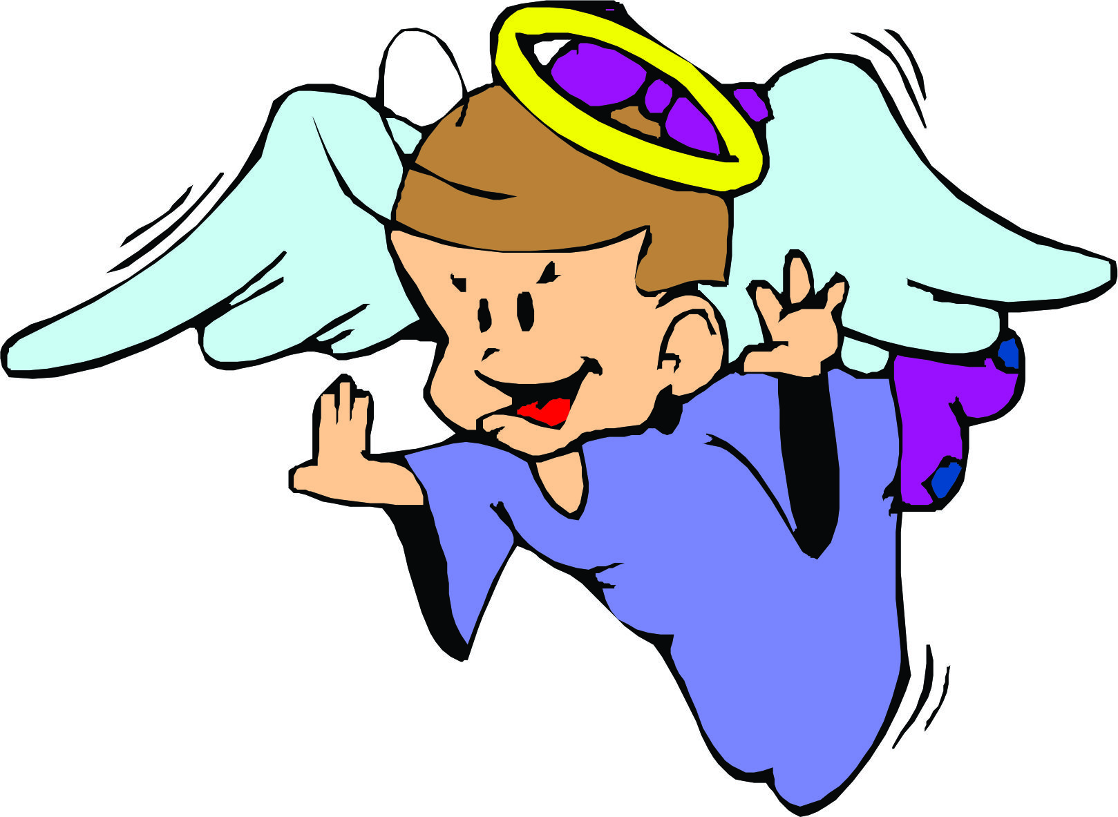 free clipart images of angels - photo #23