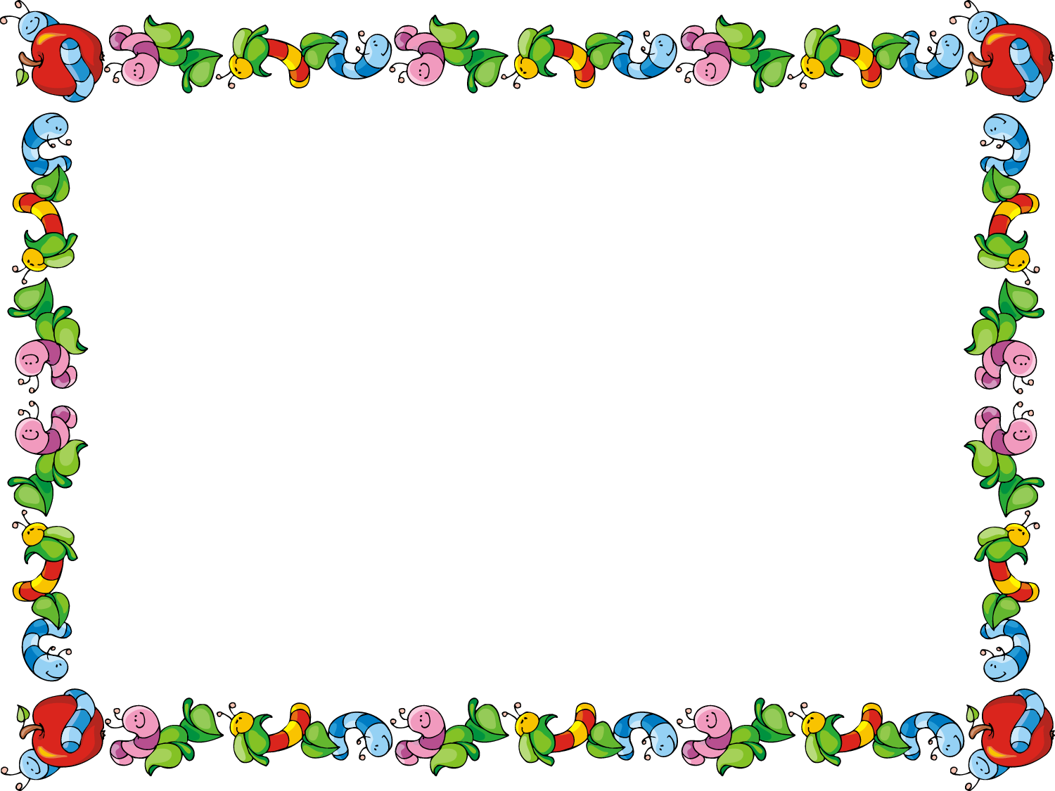 Frames and borders in ppt clipart best for Powerpoint borders free