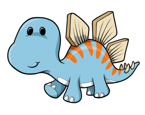Cute Baby Dinosaur Pictures - ClipArt - 699.2KB