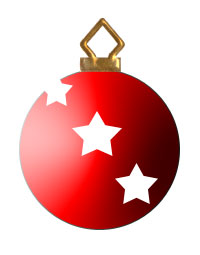 Christmas Clipart - Christmas Tree Ornaments - ClipArt ...
