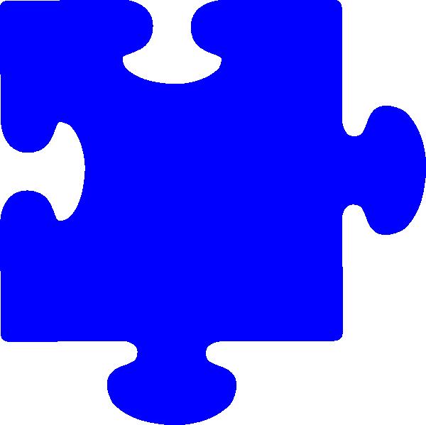 Puzzle For Autism Clip Art - ClipArt Best
