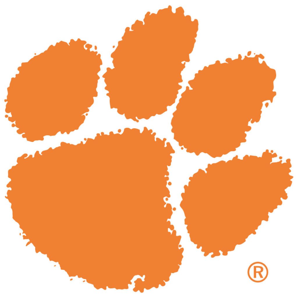 Clemson Tigers logo, Vector Logo of Clemson Tigers brand free ...
