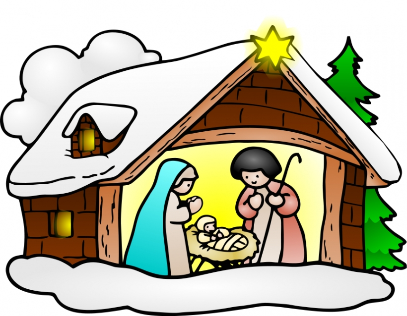 Clip Art Free Religious Christmas Clipart free religious christmas clipart images best graphics