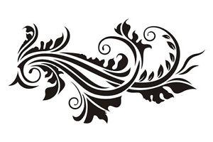 Stencil Damask Pattern Clipart Best
