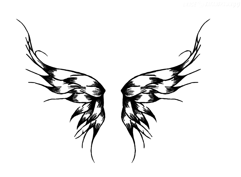 Tattoo Wings Png - ClipArt Best