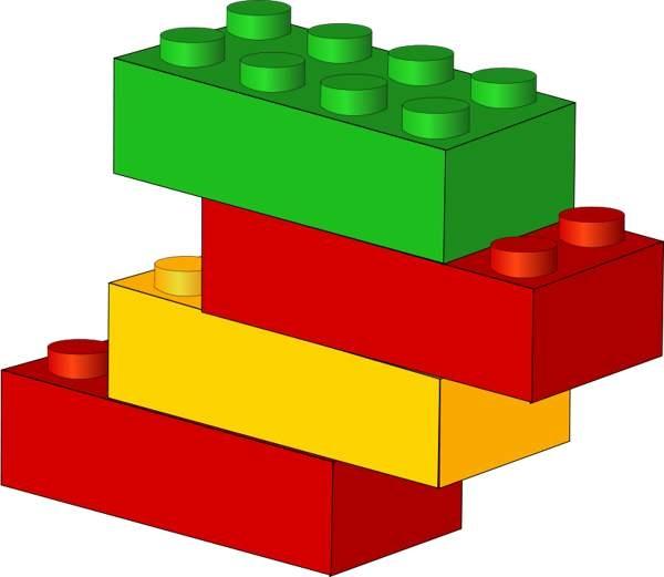 Building Blocks Of Art : Building blocks clipart best