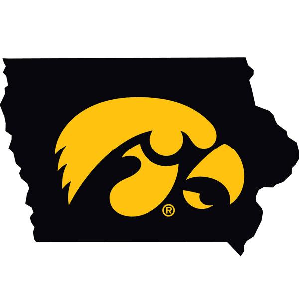 Iowa Hawkeyes - ClipArt Best