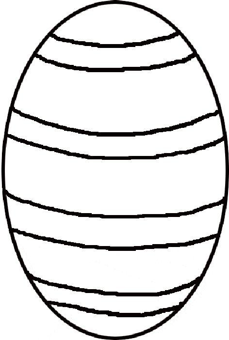 Easter Egg Templates - ClipArt Best