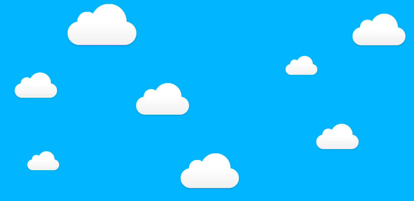 Cartoon Clouds ... Free Clip Art Weather Pictures