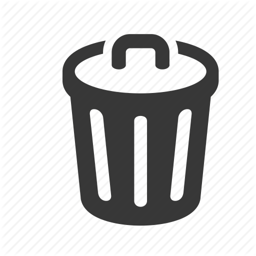 trash can logo clipart best