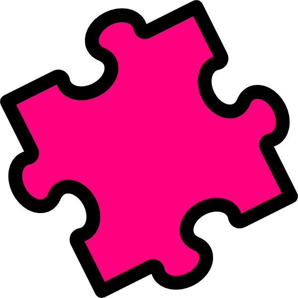 2 Puzzle Pieces - ClipArt Best