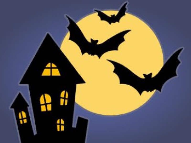 Pictures Of Haunted Houses For Kids - ClipArt Best
