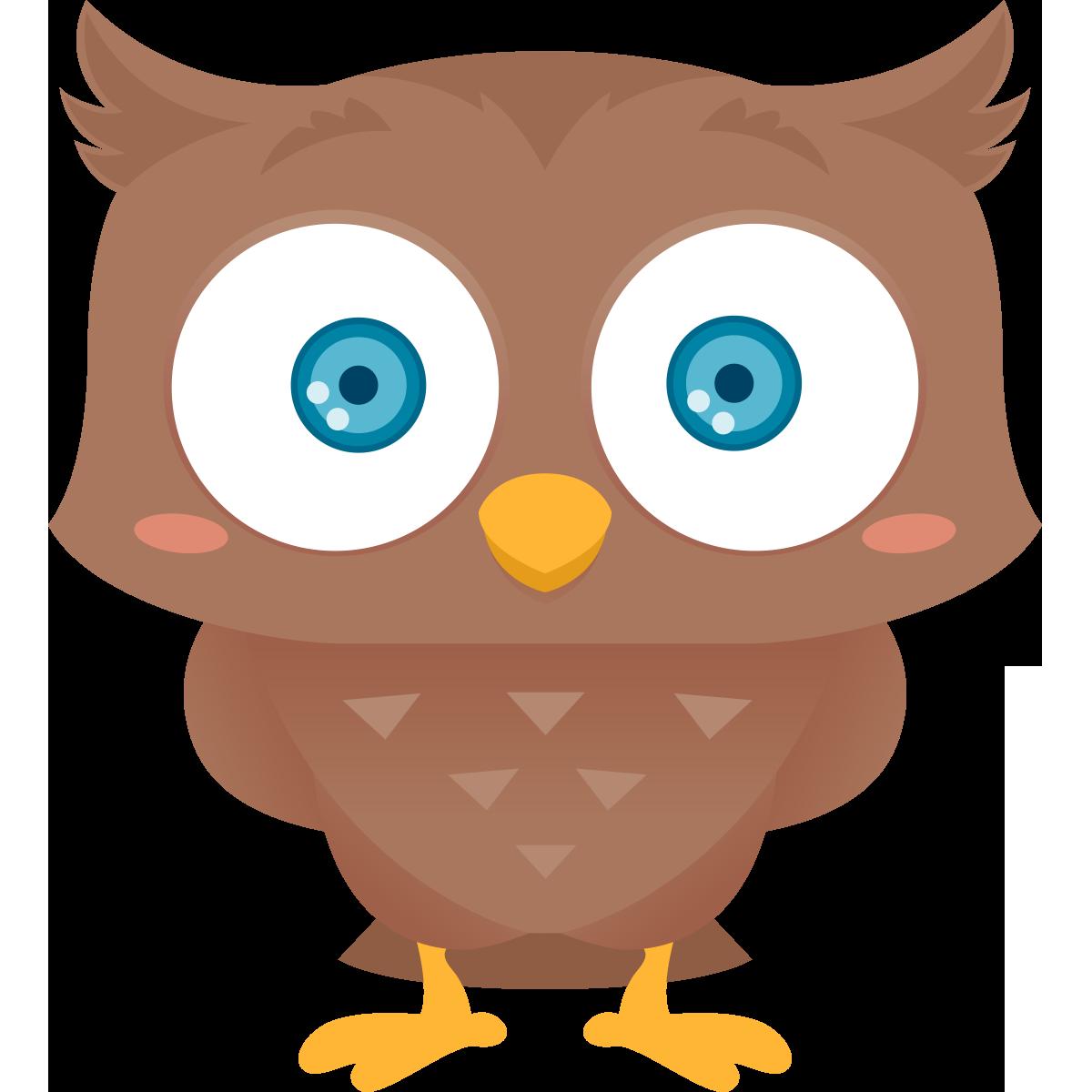 Owl Faces Clip Art - ClipArt Best