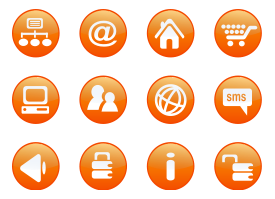 Phone Email Icons - ClipArt Best
