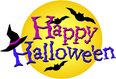 Happy Halloween Clip Art For Copy Free - Free ...