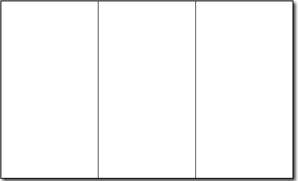 blank brochure template for word - blank brochure templates for kids clipart best