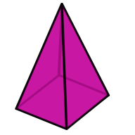 Transparent 3d Pyramid Png - 3d Triangle Shape Png , Free Transparent  Clipart - ClipartKey