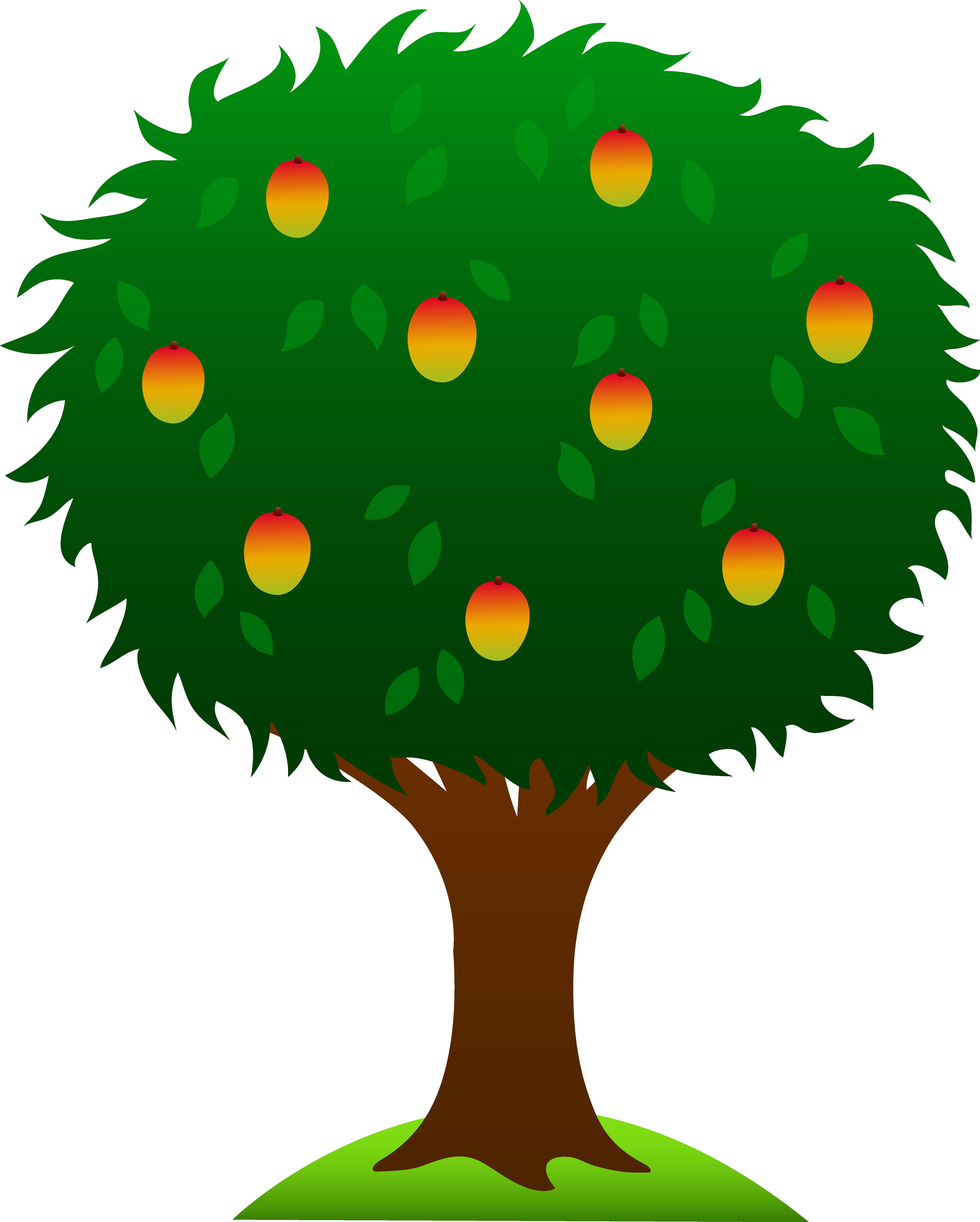 Peach Tree Clip Art - ClipArt Best