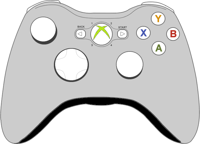 how to use a wired xbox 360 controller on pcsx2