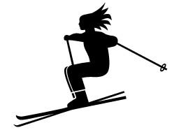 Clip Art Skier Clipart skier clip art clipart best ski racer skier