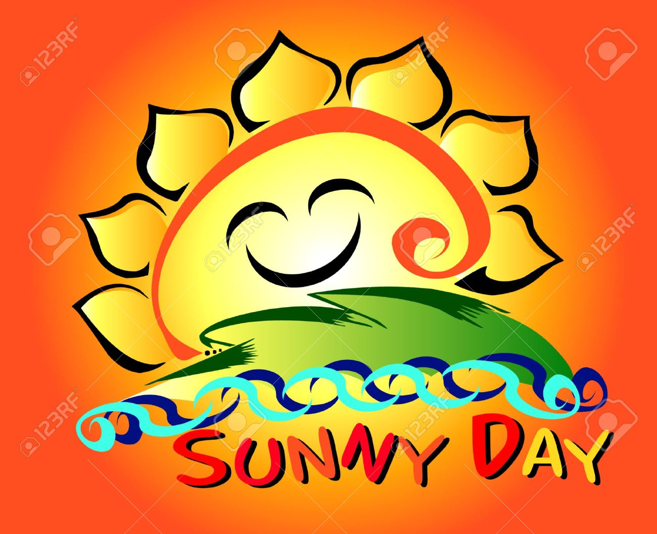 Sunny Day Clipart - ClipArt Best