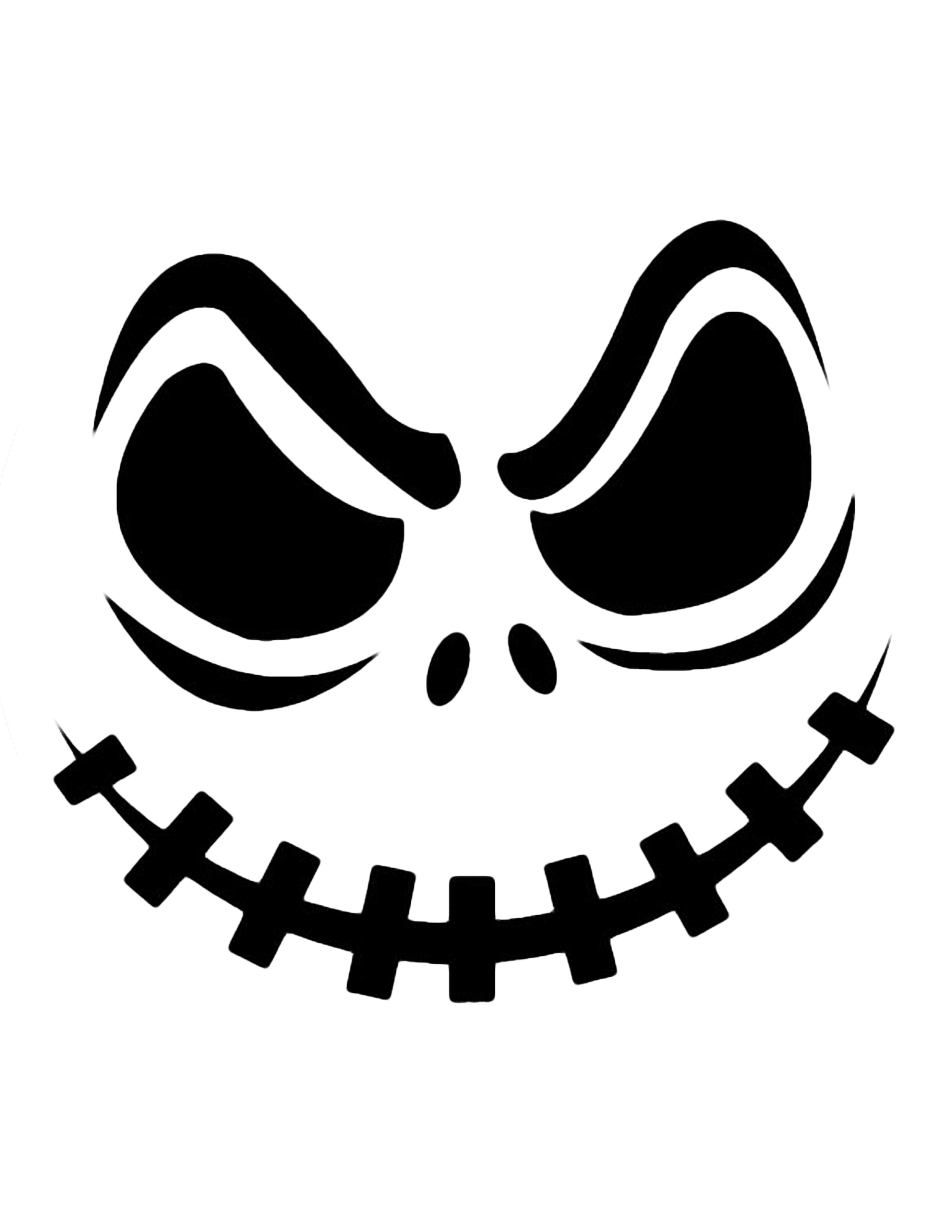Halloween Scary Clipart.Scary Halloween Clipart Black And White Clipart Best Clipart Best