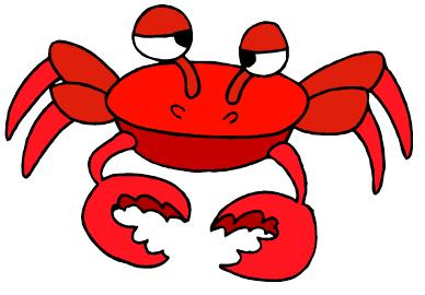 Crab Clipart - ClipArt Best