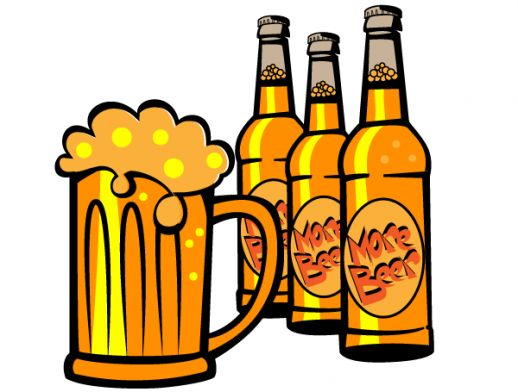 free clipart beer labels - photo #2
