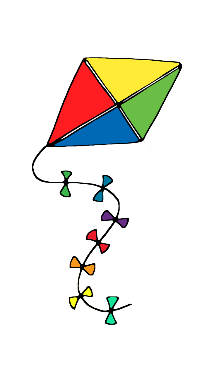 clipart images of kite - photo #40