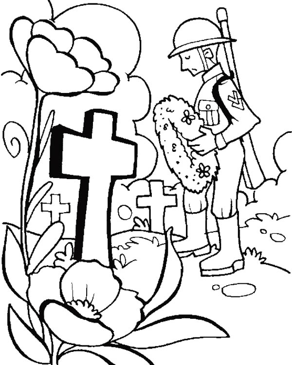 military coloring pages iraq | Free Memorial Day Coloring Pages - ClipArt Best