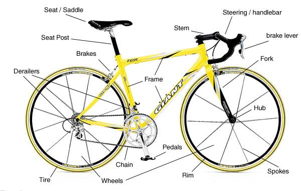 Bicycle Terminology