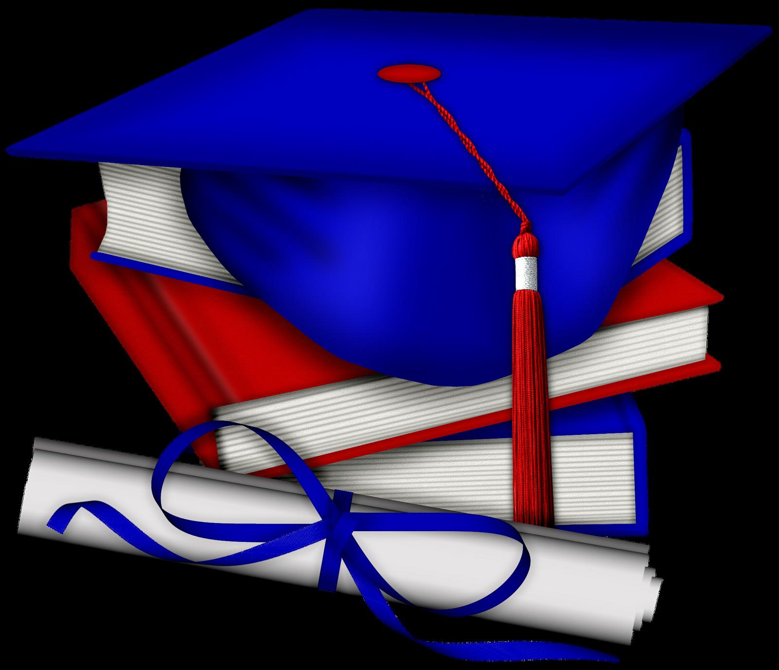Graduation Clip Art Background - ClipArt Best