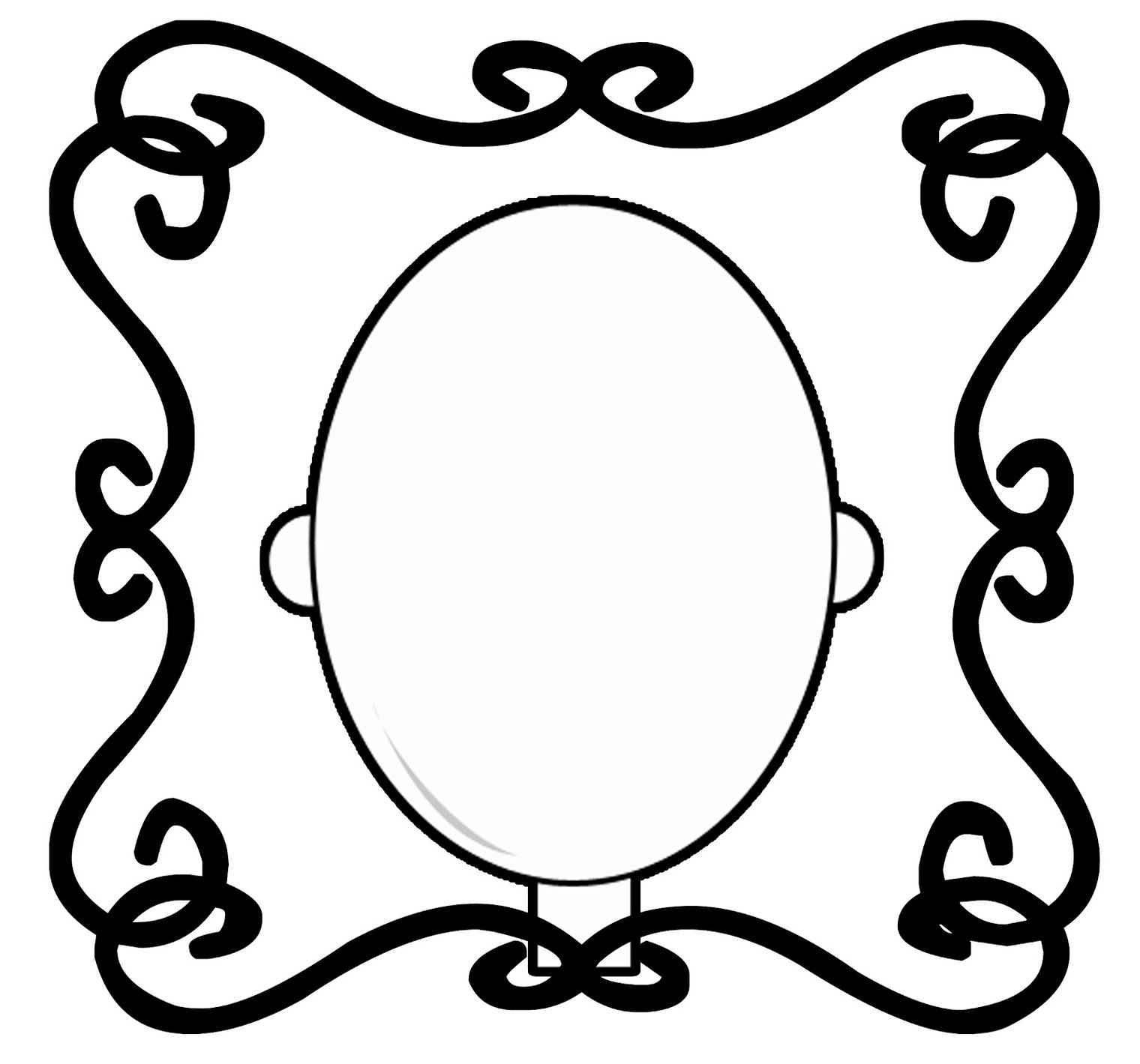 Doc Blank Face Template Printable Blank Face Coloring Page – Face Template Printable