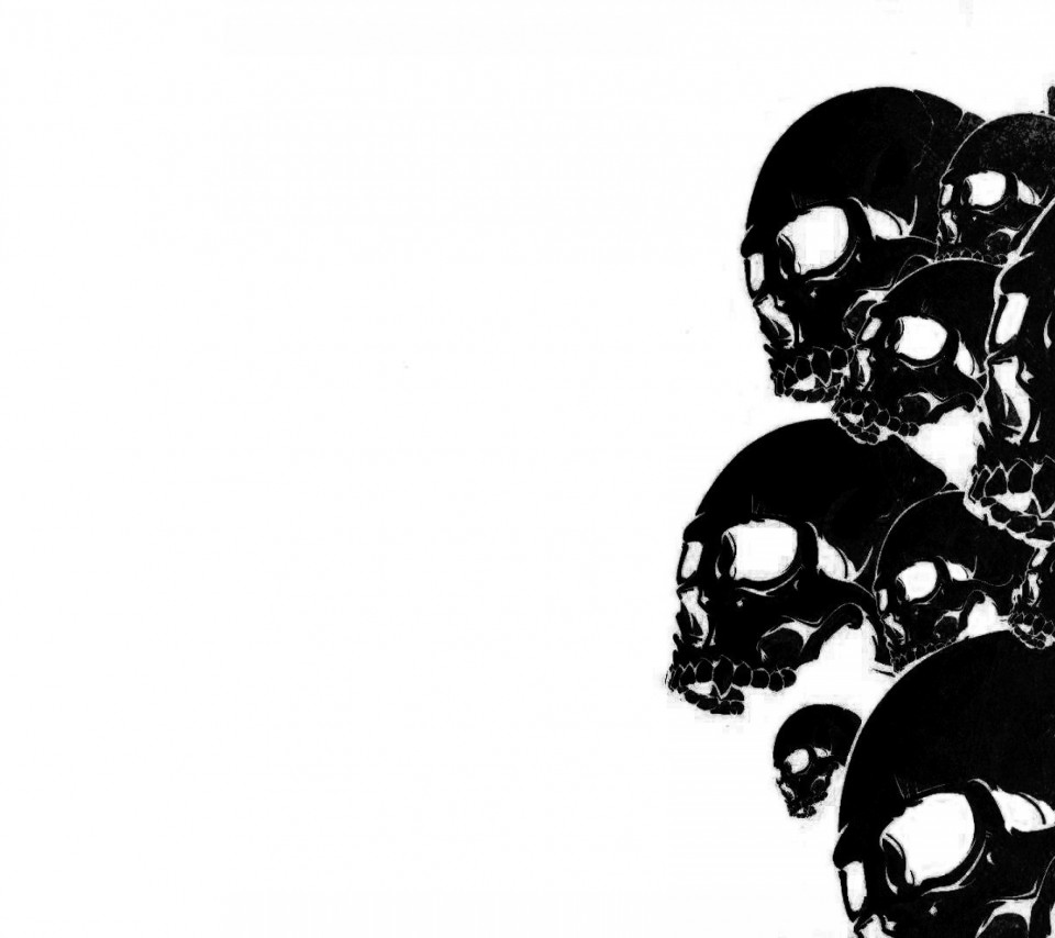 skull wallpaper for windows 7 - photo #16