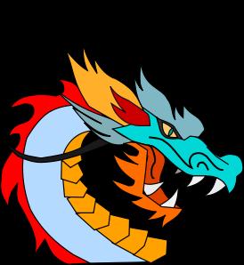 Dragon clip art.svg - ClipArt Best - ClipArt Best