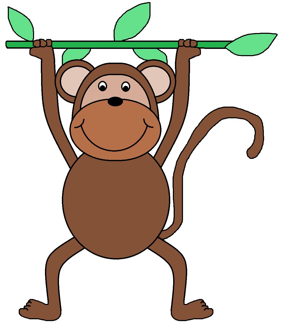 free clipart of monkey - photo #21