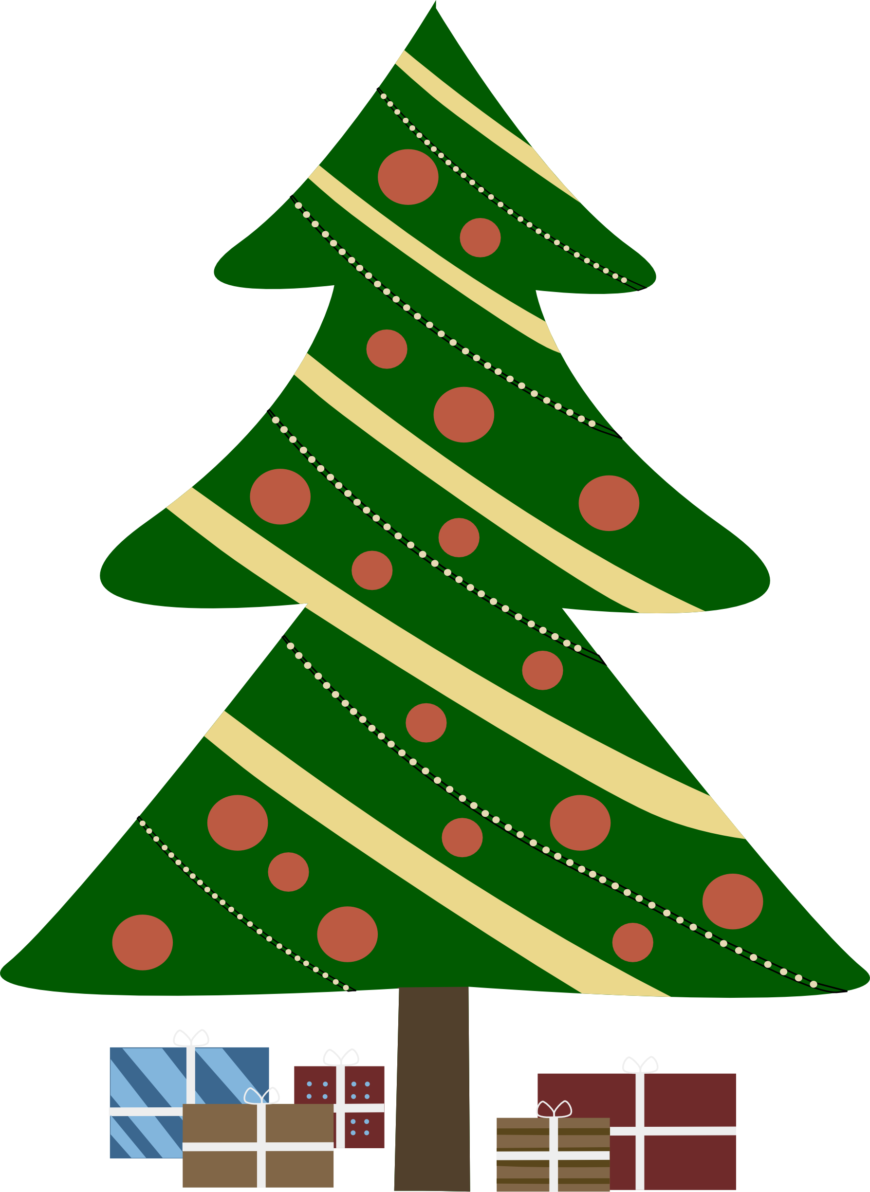 Free Christmas Card Clipart - ClipArt Best