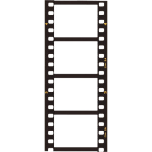 Film strip template png clipart best for Film strip picture template