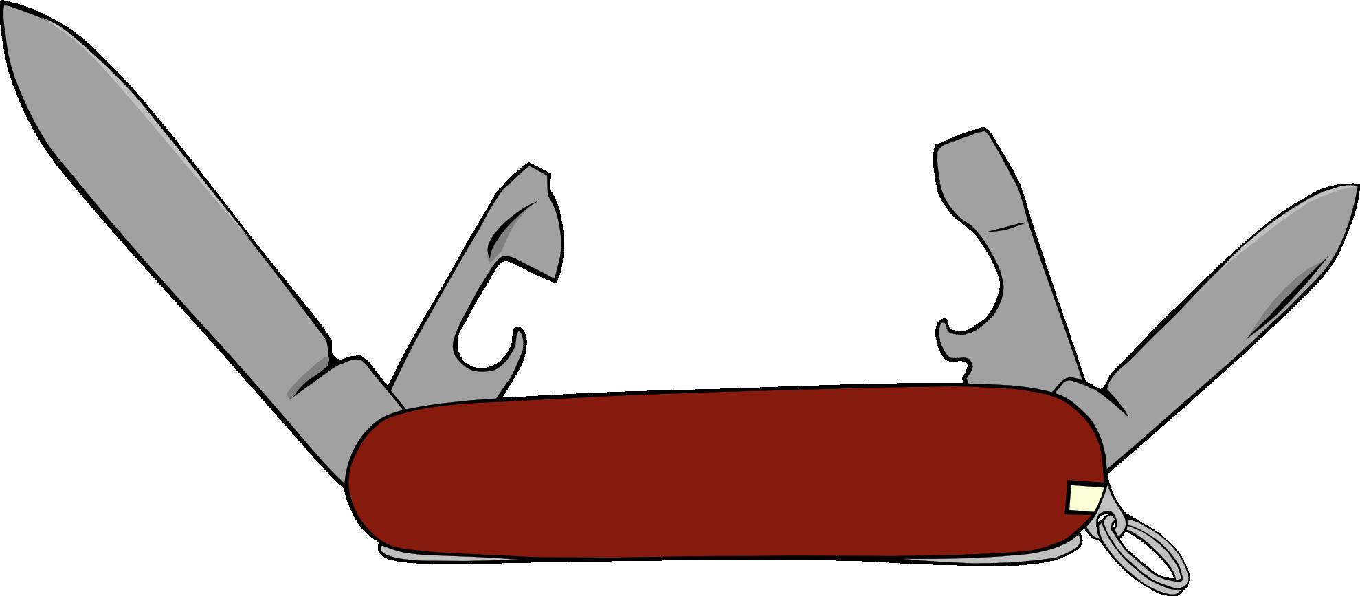 Clip Art Swiss Army Knife 2 Scallywag Clipart Best
