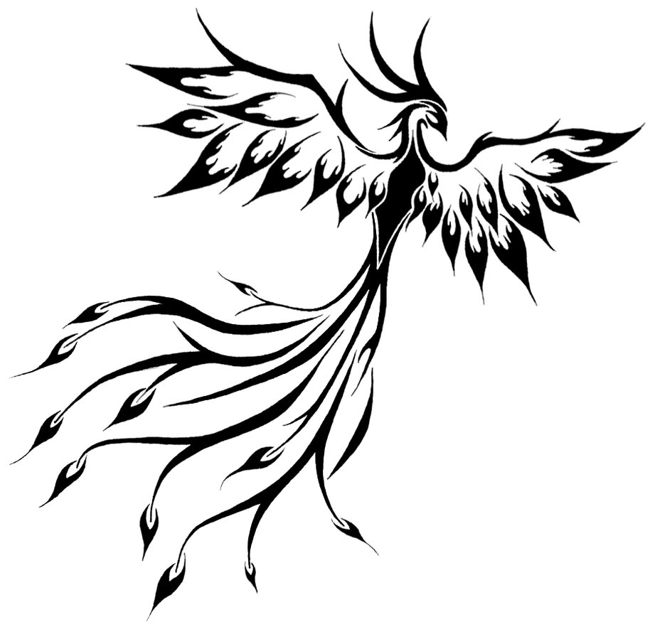 final fantasy phoenix tattoo
